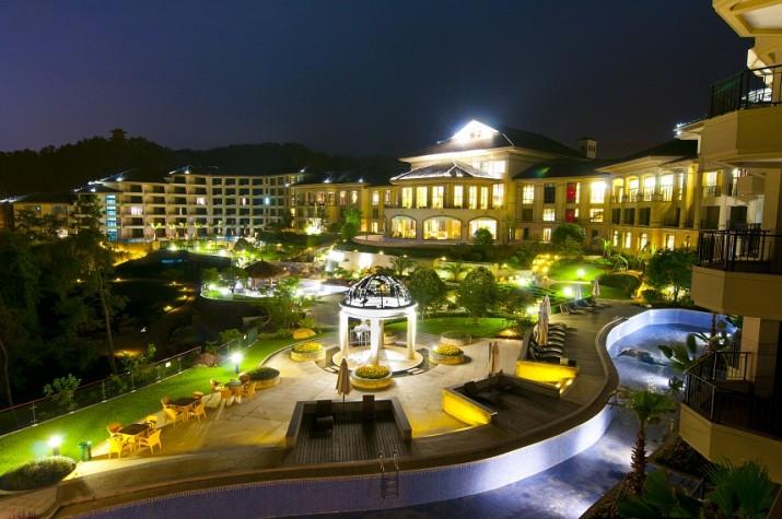 杭州千岛湖润和建国度假酒店
